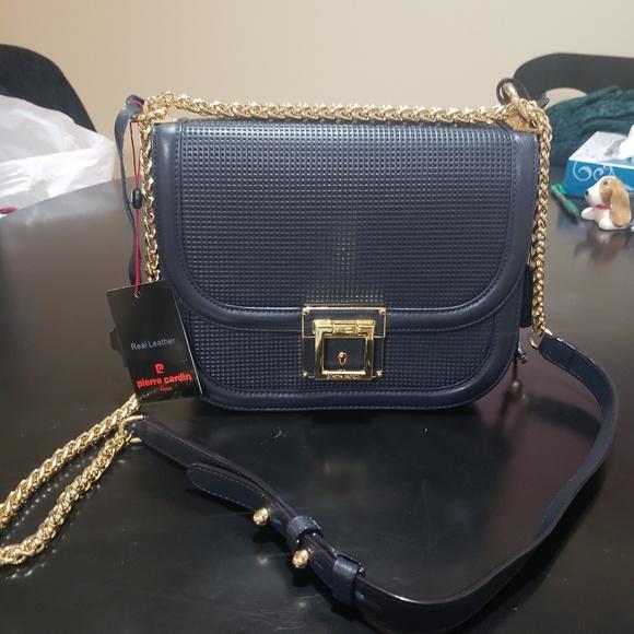 1fcc0c8da4a8 Pierre Cardin leather purse